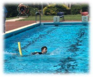 Marcus swim